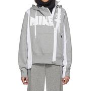 Nike X Sacai NRG NI-60 灰色帽衫