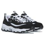 【額外8折】Skechers 斯凱奇 D'Lites 中童款休閑鞋 熊貓鞋