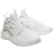 降價!Nike 耐克 Huarache Ultra 華萊士 白色運動鞋