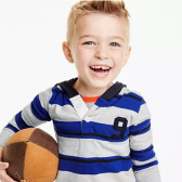 Oshkosh B'gosh:美國官網全場兒童服飾