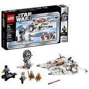 LEGO 樂高 STAR WARS 星球大戰 75259 雪地飛行艇 20周年紀念版