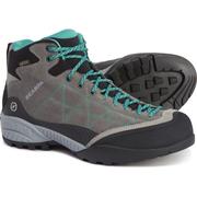 碼全!Scarpa 斯卡帕 Zen Pro Mid Gore-Tex 女士越野徒步鞋