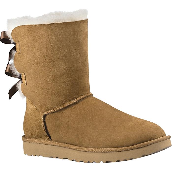 【三倍積分+限時高返13%】碼全多色可選~UGG Bailey Bow II 女士蝴蝶結雪地靴