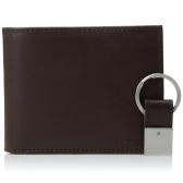 """【中亞Prime會員】Calvin Klein 男士真皮對折錢包 帶鑰匙扣 <b style=""""color:#ff7e00"""">到手價155元</b>"""