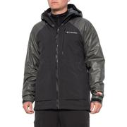 碼全!Columbia 哥倫比亞 OutDry Glacial Hybrid Omni-Heat 男士防水保暖夾克