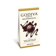 Godiva 歌帝梵 心形黑巧克力 6件套 17顆/件