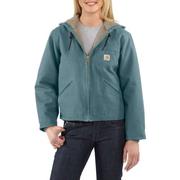 碼全!Carhartt WJ141 Sierra Sherpa-Lined 女士保暖夾克 Factory Seconds 款