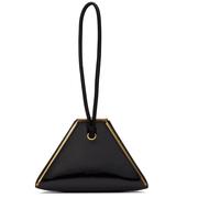 Bottega Veneta 黑色金字塔手包