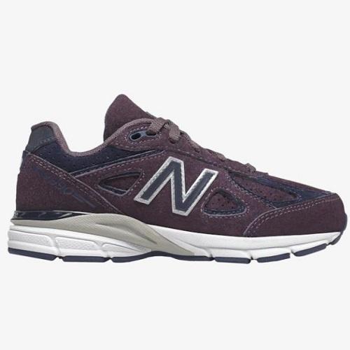 New Balance 新百倫 990 復古運動鞋 大童款