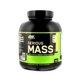 【1件0稅免郵】Optimum Nutrition Serious Mass 高蛋白質增重粉 香蕉味 2.72kg