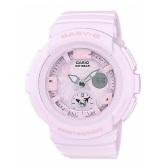 【55專享】Casio 卡西歐 Baby-G 系列 粉白色女士運動腕表 BGA190BC-4BDR