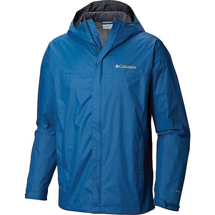 【10%高返+額外8.5折】多色碼全~Columbia 哥倫比亞 Watertight II 男士戶外防水沖鋒衣夾克