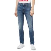 【滿$100享額外7.5折】Calvin Klein 男士休閑直筒牛仔褲