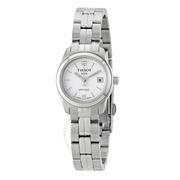 【55專享】Tissot 天梭 PR100 系列 銀色女士氣質腕表 T049.210.11.017.00