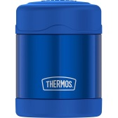 """【中亞Prime會員】Thermos 膳魔師 Funtainer 不銹鋼燜燒杯 300ml 藍色款 <b style=""""color:#ff7e00"""">到手價92元</b>"""