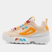 "Fila 斐樂 Disruptor 大童款老爹鞋 <b style=""color:#ff7e00"">$35(約244元)</b>"