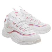 Fila 斐樂 Ray 粉白色運動鞋