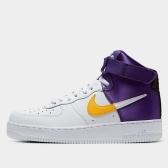 """【限時高返 7.5%】Nike 耐克 Air Force 1 NBA 男子高幫板鞋 2色可選 <b style=""""color:#ff7e00"""">$110(約766元)</b>"""