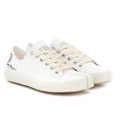 【湊單】MAISON MARGIELA Tabi canvas 白色分趾運動鞋