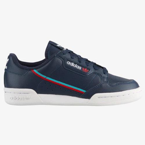 adidas Originals 三葉草 Continental 80 大童板鞋