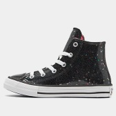 """【小腳福利!限時高返7.5%】Converse 匡威 Peace Star 中童款帆布鞋 <b style=""""color:#ff7e00"""">$25(約173元)</b>"""