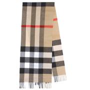 【湊單】BURBERRY 經典格紋羊毛圍巾