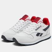 "【限時高返7.5%】Reebok 銳步 Classic Leather 大童款運動鞋 <b style=""color:#ff7e00"">$35(約242元)</b>"