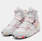 """【限時高返7.5%】Jordan 喬丹 Flight 45 大童款高幫籃球鞋 <b style=""""color:#ff7e00"""">$70(約484元)</b>"""