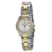 額外立減$50!Tissot 天梭 PR100 系列 金銀雙色女士氣質腕表 T049.210.22.017.00