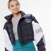 【Jennie同款】adidas 阿迪達斯 UO限定 Cropped 棉服