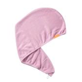 Aquis 快速吸水干發帽 粉色