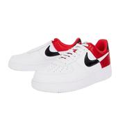 Nike Air Force 1 '07 耐克空軍1號黑紅配色低幫運動鞋