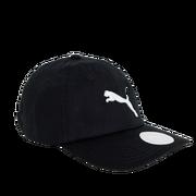 Puma 彪馬黑色 logo 棒球帽