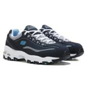 【第2件半價】Skechers 斯凱奇 D'Lites 女子運動鞋