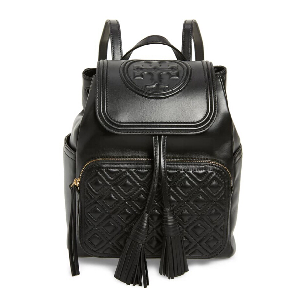 TORY BURCH Fleming 真皮背包