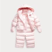 【雙11】Ralph Lauren 拉夫勞倫 2-Piece Snowsuit Set 嬰兒羽絨兩件套