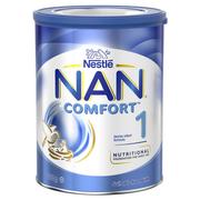 【55專享】Nestle 雀巢 嬰幼兒防吐配方奶粉 1段 800g