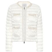 MONCLER Wellington 白色棉服