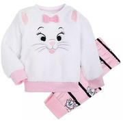 Disney 迪士尼 瑪麗貓女孩睡衣套裝