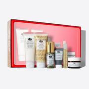 至多8件贈禮!Origins 悅木之源 明星護膚香氛套盒