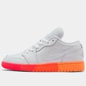 """喬丹 Air Jordan 1 Mid 低幫籃球鞋 大童款 <b style=""""color:#ff7e00"""">$75(約521元)</b>"""