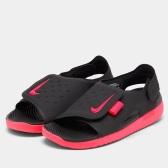 "【小腳福利】Nike 耐克 Sunray Adjust 5 中童款涼鞋 <b style=""color:#ff7e00"">$15(約104元)</b>"