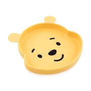 【中亞Prime會員】Bumkins 寶寶硅膠吸盤防打翻餐盤 小熊維尼