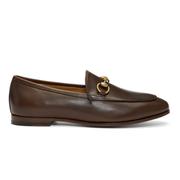 Gucci 棕色樂福鞋