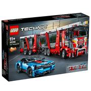 免郵!LEGO 樂高 Technic 機械組汽車運輸車(42098)