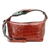 GANNI 鱷魚皮紋理包包