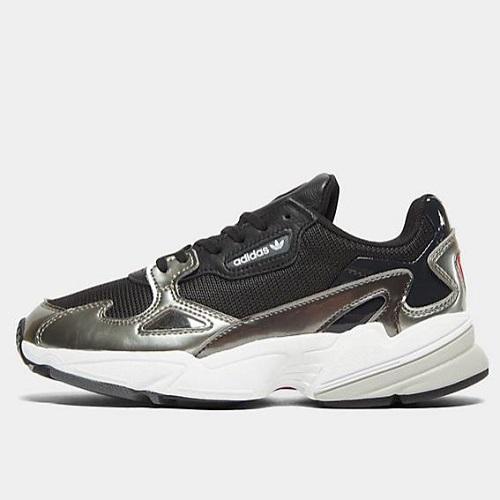 【斷碼福利】adidas Originals 三葉草 Falcon 女子老爹鞋