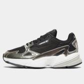 """【斷碼福利】adidas Originals 三葉草 Falcon 女子老爹鞋 <b style=""""color:#ff7e00"""">$35(約243元)</b>"""