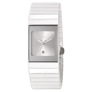 Rado 雷達表 Ceramica 系列 白色女士陶瓷腕表 R21982102