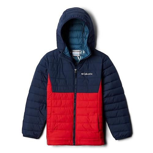 【額外8.5折】多色碼全~COLUMBIA 哥倫比亞 Powder Lite 兒童合成保暖夾克
